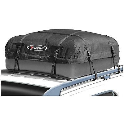 Cargo Waterproof Roof Top Carrier Bag Rack Storage Luggage Car Rooftop Travel