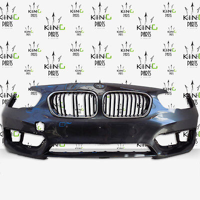 BMW 1 SERIES F20 2015 2016 2017 FACELIFT GREY FRONT BUMPER GENUINE #B1258