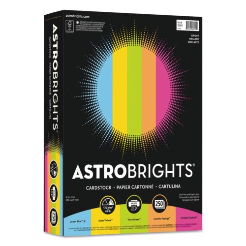 Astrobrights Copy & Multipurpose Paper (nee-99904) (nee99904)