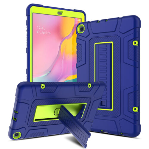 For Samsung Galaxy Tab A 10.1 2019Tab E 9.6 Tablet Rugged Shockproof Case Cover