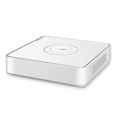 ANNKE 4CH H.264 sPOE NVR Recorder Surveillance Security CCTV Camera System UK