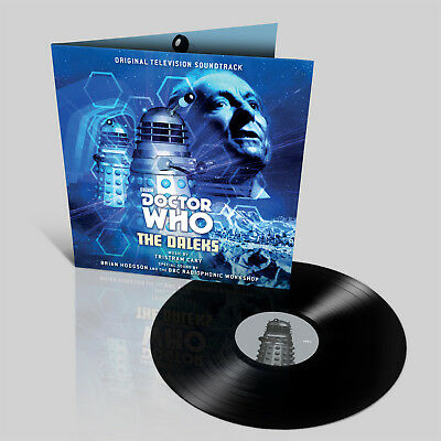 Doctor Who -  - The Daleks - Vinyl - Tristram Cary