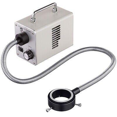 Amscope Led-30wr 30w Led Fiber Optic O-ring Light Microscope Illuminator