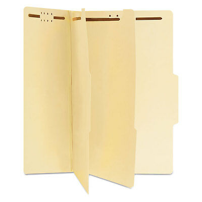 Universal Manila Classification Folders Legal Six-section 15box 10310