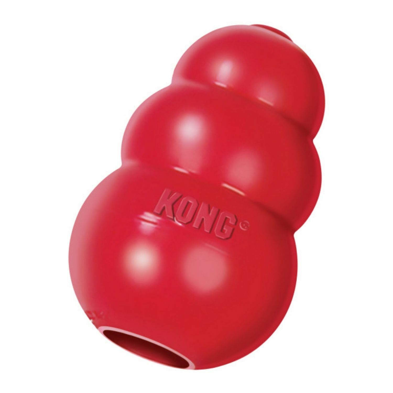 KONG Classic Hundespielzeug robust befüllbar Kauspielzeug XS S M L XL XXL