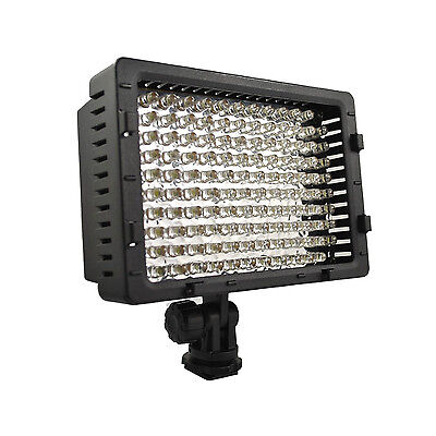 Pro D7100 LED video light for Nikon D3100 D3200 D5000 D5100 D5200 D7000 camera for sale  Shipping to India