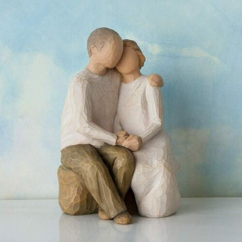 Willow Tree Anniversary, Sculpted Hand-Painted Figure_#26184