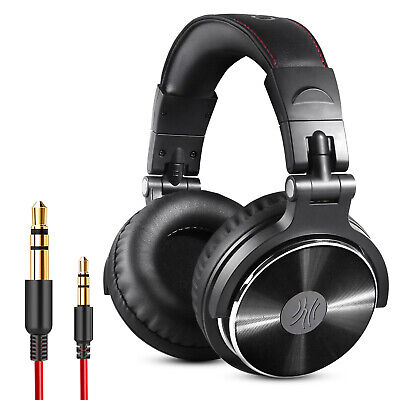 OneOdio Adapter-free Closed Back Over-Ear Headphone Studio Pro-Black USA -