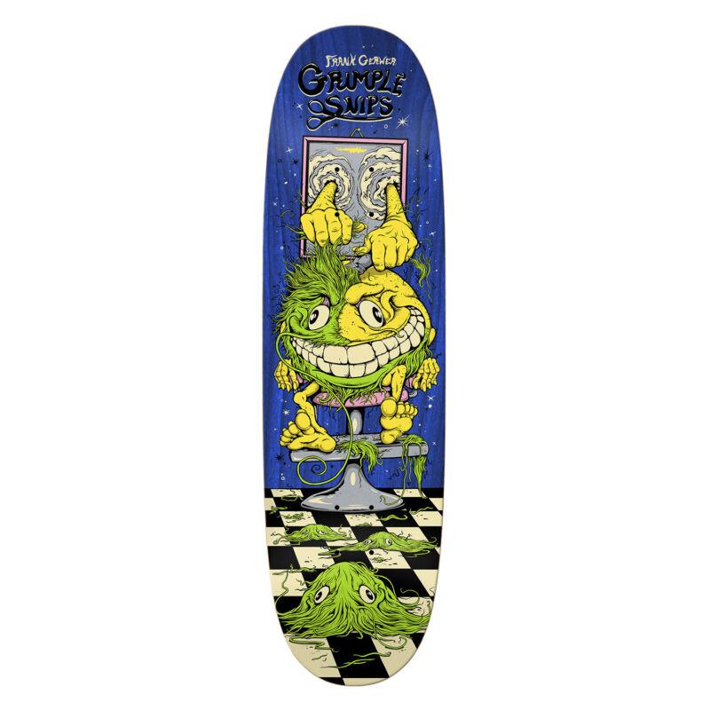 "Anti Hero Skateboard Deck Gerwer Gimple Snips 8.75"" x 31.5"" Assorted Colors"