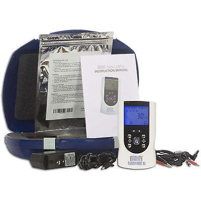 - InTENSity Twin Stim III Combo Dual Channel TENS Unit and Muscle Stimulator Unit