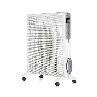 Radiador de pie Calefactor Estufa Electrica 2500W Portatil 4 elementos Movil