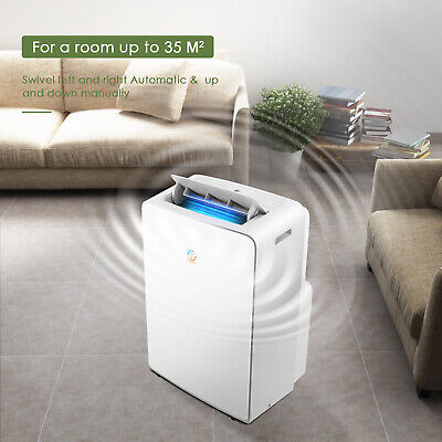 4IN1 16000BTU Air Conditioner Portable Conditioning Unit 4.25KW Remote Class A