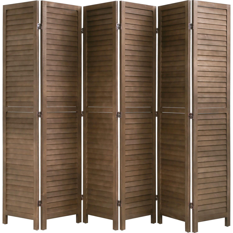 panel wood room divider privacy wall divider