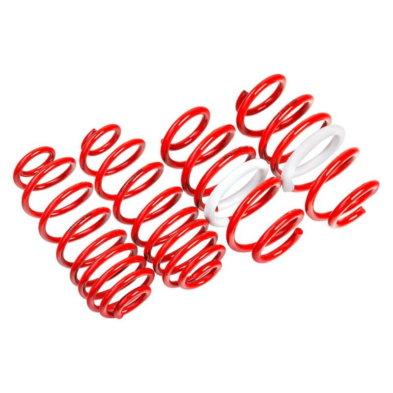 """For BMW Z3 96-02 AST Suspension 1.2"""" x 1.2"""" Front & Rear Lowering Coil Springs"""