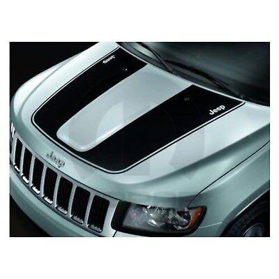 Mopar 82212889 Jeep Grand Cherokee Hood Decal
