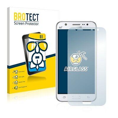 Protector Pantalla para Samsung Galaxy J5 2015 Cristal Pelicula Transparente