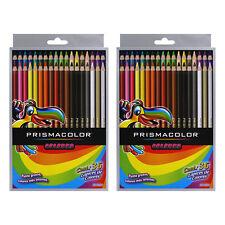 Prismacolor Colors Scholar Colored Pencil Set, Assorted Colors, 36-Count, 2 Sets