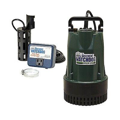 Basement Watchdog Bw1050 Sump Pump 4400 Gallon Per Hour