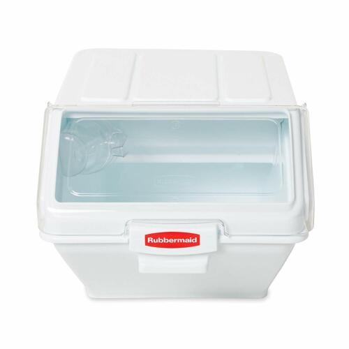 ProSave® 200 Cup Ingredient Bin with Scoop in white by Rubbermaid Commercial