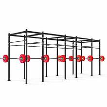 New Multi-Station Rig CR03, Armortech, Crossfit, Gym Fitout Osborne Park Stirling Area Preview