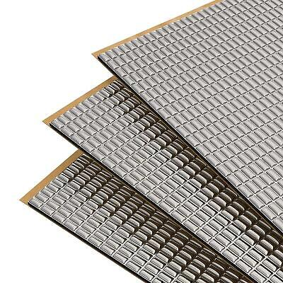 Siless 80mil 36 ft² Sound Deadening mat Sound Deadener Mat Car Sound Insulation