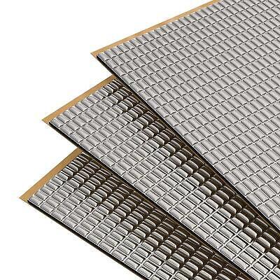 Siless 80mil 36 ft² Sound Deadening mat Sound Deadener Mat Car Sound Insulation
