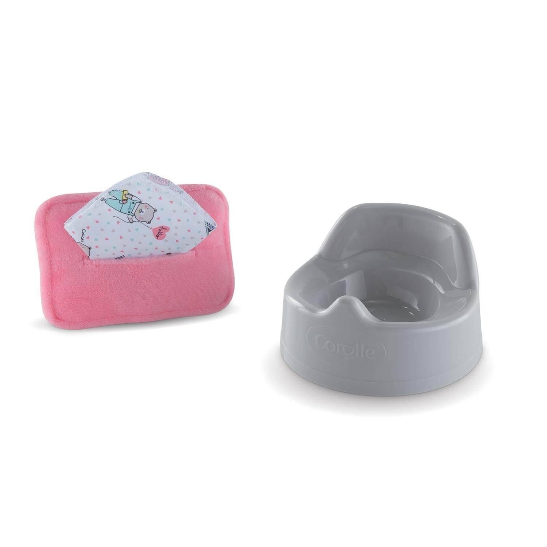 mon premier poupon potty and wipe toy