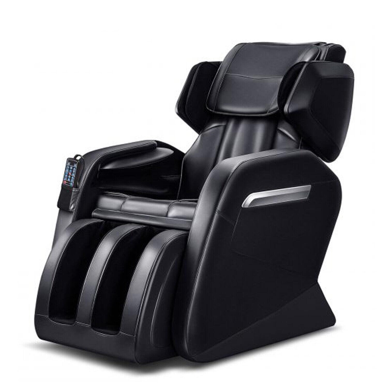 Massage Chair Zero Gravity Full Body Shiatsu Luxurious Elect