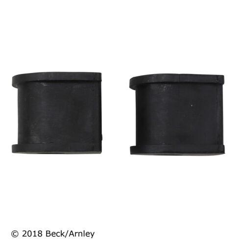 Suspension Stabilizer Bar Bushing Kit Rear Beck//Arnley 101-5785