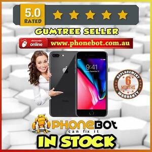 Top Deal Apple iPhone 8 Plus 256GB Silver&Gold ,AU Stock@Phonebot Preston Darebin Area Preview