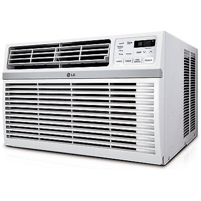 LG LW1215ER 12,000 BTU 115V Slide In-Out Chassis Air Conditioner Remote Control