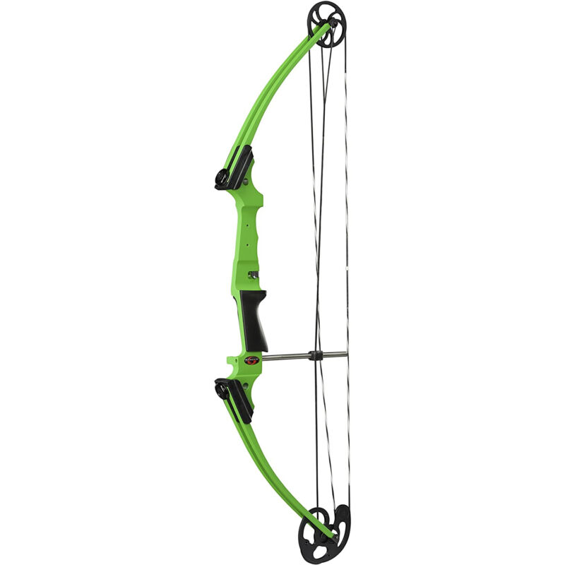 Genesis Archery Compound Target Practice Training Bow, Left Hand (Open Box)