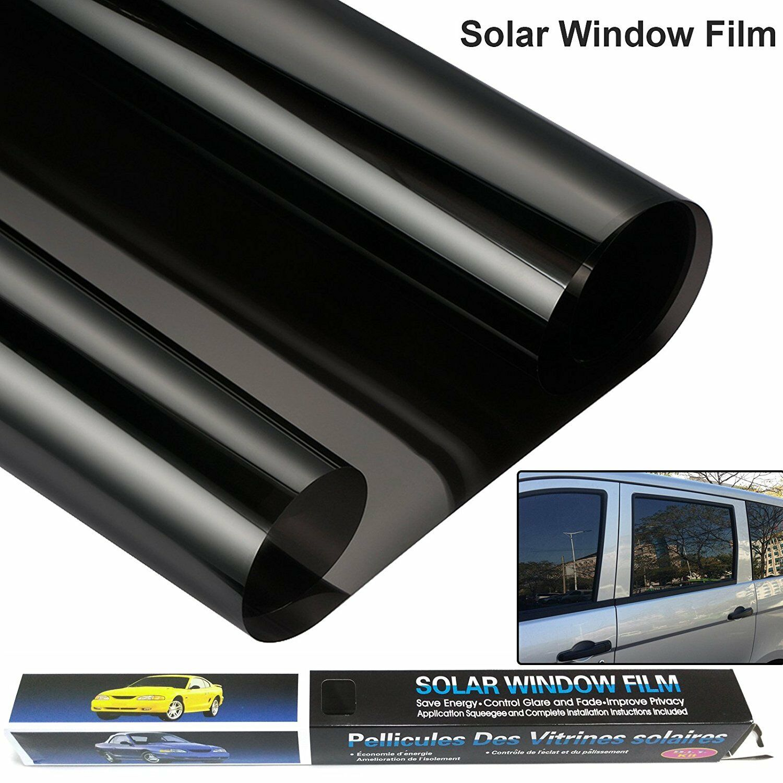 Silber Tönungsfolie 50 cm x3m Sonnenschutzfolie Fensterfolie Scheibenfolie 300cm