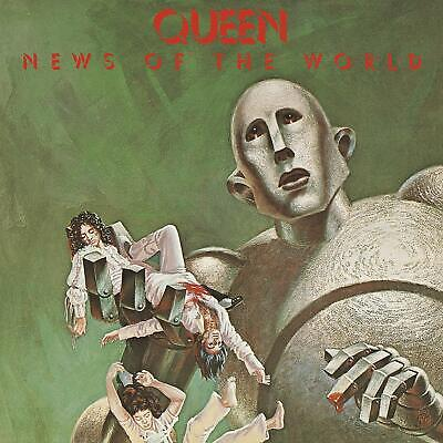 News of the World by Queen lp vinyl