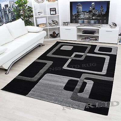 Best Quality Boxed Pattern Design Hand Carved Rugs Carpets Medium X-Large