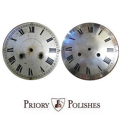 Antique Clock Dial Silvering Powder 100g & Finishing Powder 100g