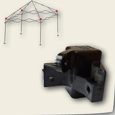 Quik Shade Weekender Elite 10x10 Canopy Leg Cap Pole Connector Replacement Part