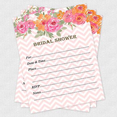 Invitations Bridal Shower Wedding Invites Cards Decoration Bride Girl Pink Bride Bridal Shower Invitation