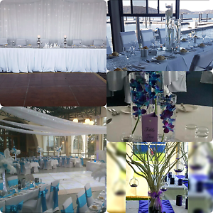 Wedding Reception decoration package for Hire Blue Haven Wyong Area Preview