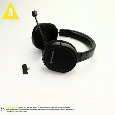 Arctis 1 Wireless PS4, PC, Switch Headset - Black