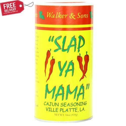 Walker & Sons Slap Ya Mama Cajun Seasoning, 16 Ounce BEST PRICE