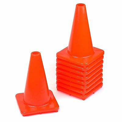 Rk Pvc Traffic Safety Cone 12 Inch Construction Safety Cones -orange