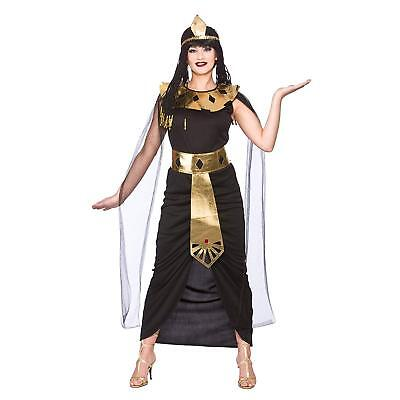 Charming Cleopatra - Adult Costume Lady: L (UK:18-20) NEW CHEAPEST ONLINE (Kostüm Cleopatra Online)