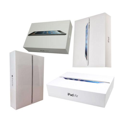 Apple iPad mini 2,3,4,Air 1,2 16GB,32GB,64GB,128GB Wi-Fi+Cellular Latest Model