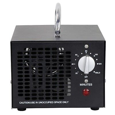 Mold Machine - Home Indoor Ozone Generator Air Purifier Machine 5000mg/h Mold Control Portable