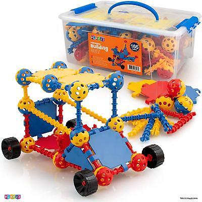 Building Toys For Kids 165 Set STEM Educational Construction Toys Toy - Construction Toys For Kids