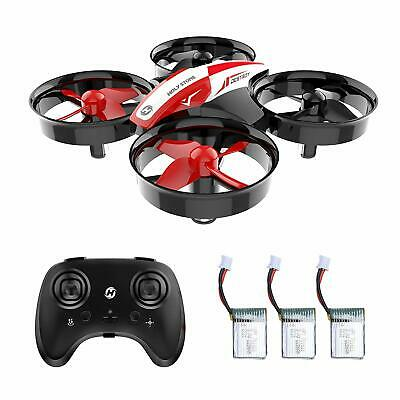 Holy Stone HS210 Mini Drone RC drone for kids 3 battery auto hover RC quadcopter