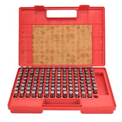 Hfsr Steel Pin Gauge Set - 125pcs M3 .501-.625 - Class Zz
