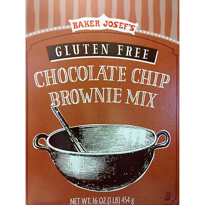 Trader Joes Gluten Free Chocolate Chip Brownie Mix Chocolate Chip Brownie Mix