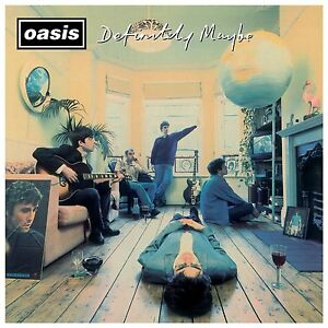 OASIS – DEFINITELY MAYBE – NEW 2014 RE- ISSUE VINYL SET